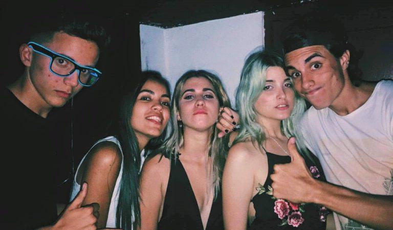 Algunos youtubers cubanos después del estreno