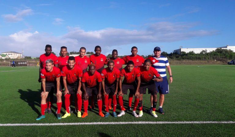 La colonia cubana en el fútbol de Antigua y Barbuda