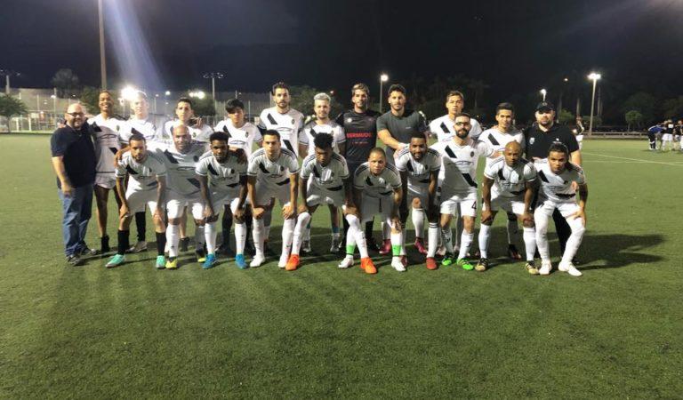 Fortuna SC, la casa del fútbol cubano en la Florida