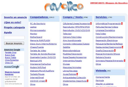 """Los anuncios recientes más """"raros"""" de Revolico"""