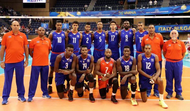 """La generación del """"casi, casi"""" y el voleibol cubano en el 2018"""