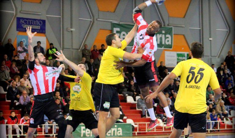 Cubanos en el balonmano europeo: Corzo, Balázquez y Caballero, figuras en jornada reciente