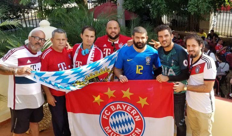 Cubalite y Yo Hablo Fútbol se unen en capítulo sobre peña CUBAYERN