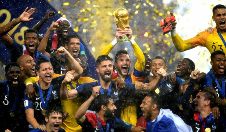 #TBT2018: Francia y el Real Madrid, los reyes del fútbol