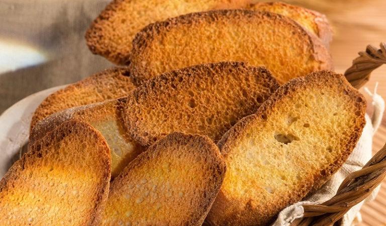 Si consumes mucho pan tostado, entonces tenemos malas noticias para ti