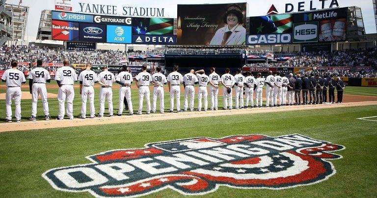 """¿Cuántos cubanos alinearían en el """"Opening day"""" de la MLB?"""