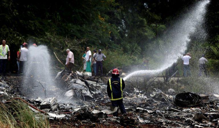 Lista de los últimos y más impactantes accidentes aéreos en Cuba