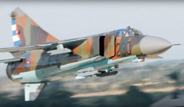 Avión militar cubano se estrella en la provincia de Artemisa