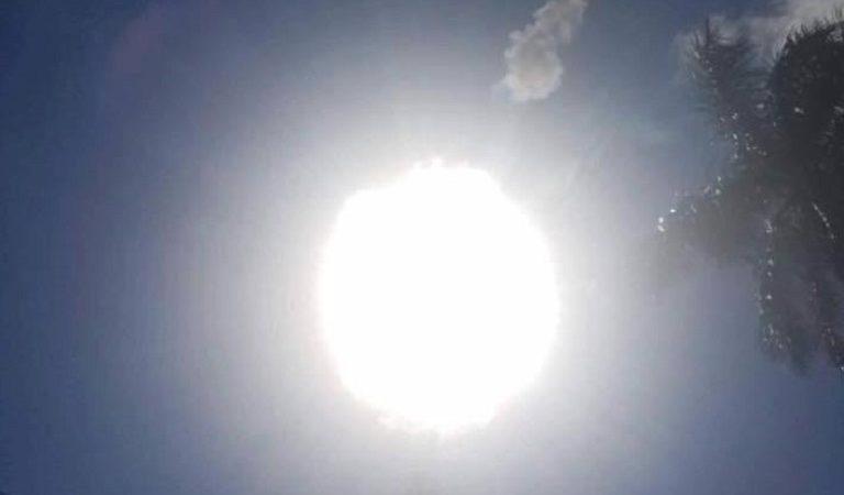 La explosión en el cielo de Pinar del Río fue un meteorito
