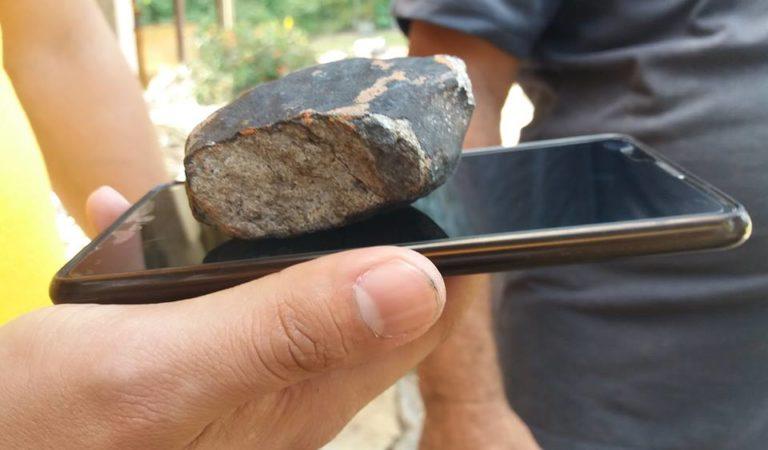 ¿Cuánto cuesta un fragmento de meteorito en Cuba?