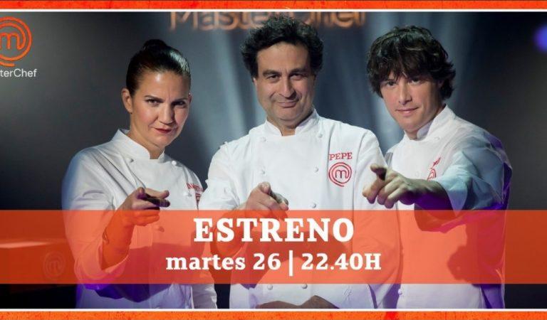 ¿Qué veremos en la séptima edición de Masterchef España?
