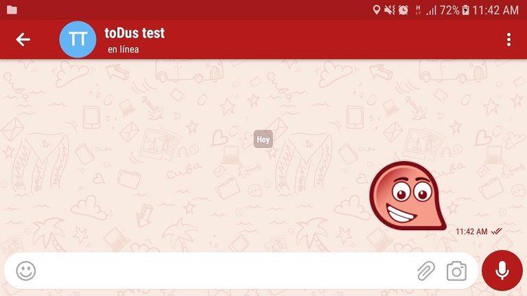 """La nueva actualización de """"toDus"""": Activa temas a partir de emojis"""