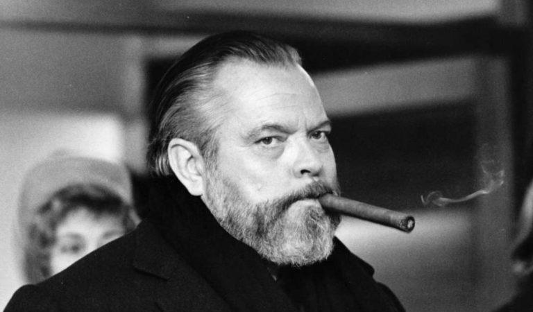 Que alguien me devuelva a Orson Welles