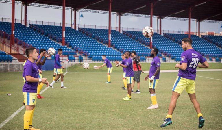 """Fútbol: Storm FC, el """"equipo de cubanos"""" que juega en la cuarta división de EEUU"""