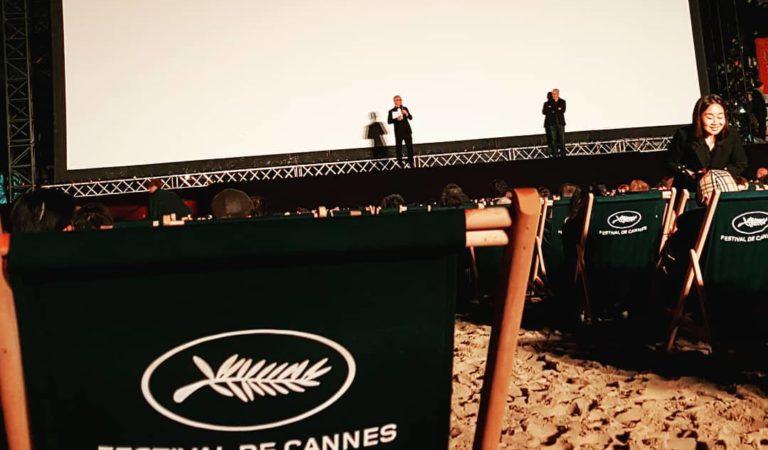 El cubano que participa en el Festival de Cannes