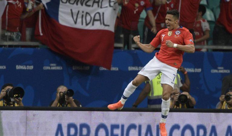 Copa América, día 8: La suerte es chilena (al menos en Copa América)