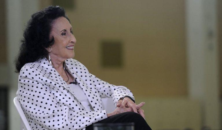Inés Sánchez de Revuelta, la periodista cubana que posee dos récord Guinness