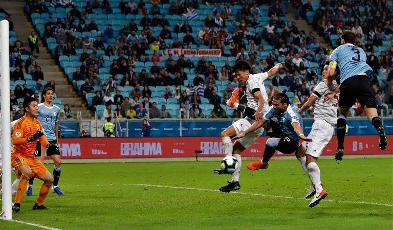 Copa América, día 7: Japón ya no es Japón, o Uruguay no es Uruguay