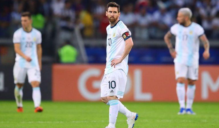 Copa América, día 10: Morir otro día (en inglés suena más bonito)