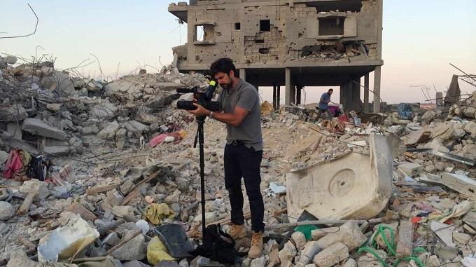 Morir para contar: Las voces de la guerra