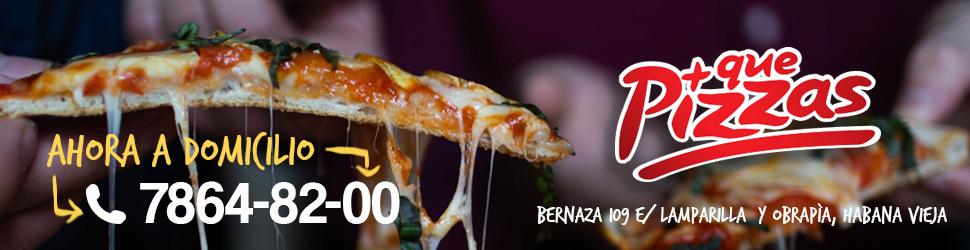 +quePizzas