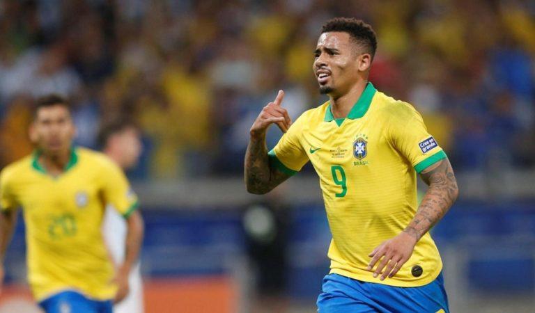 Copa América, día 18: Gabriel Jesús, héroe atípico