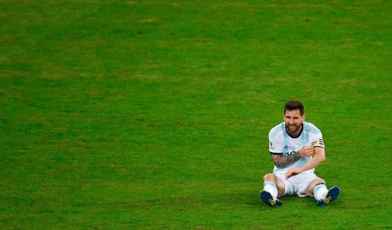 Copa América, día 15: Adiós, Argentina, no esperábamos más