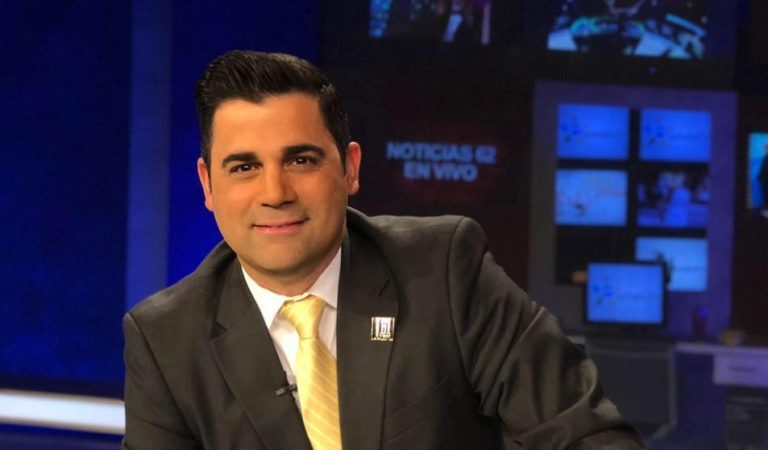 Abel Álvarez: Más que el presentador de los mediodías