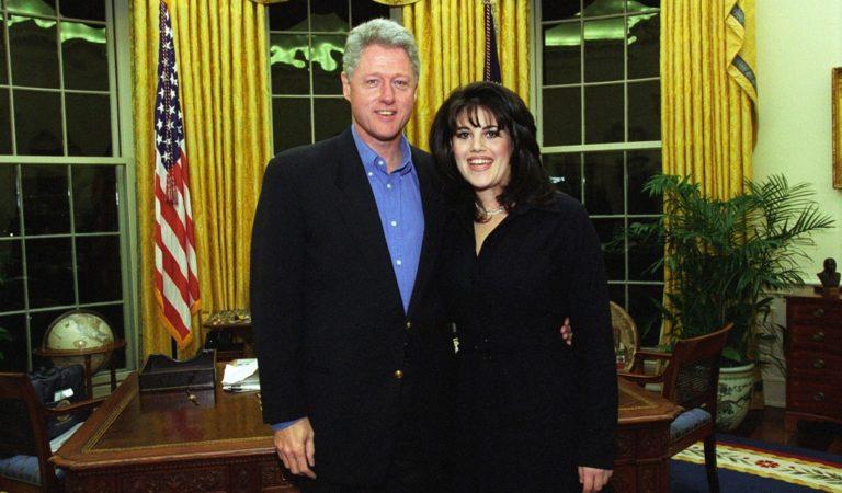 Réquiem por Bill o cómo no nos permitirán olvidar el escándalo Lewinsky