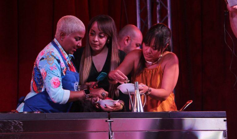 El Masterchef del que hablaba Haila: Competencia culinaria de celebridades cubanas (+ Fotos)