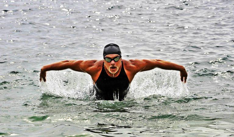 Cubano-francés buscará completar increíble proeza a nado en el Canal de la Mancha