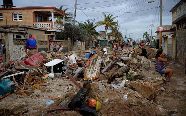 Los ciclones más devastadores que han golpeado a Cuba