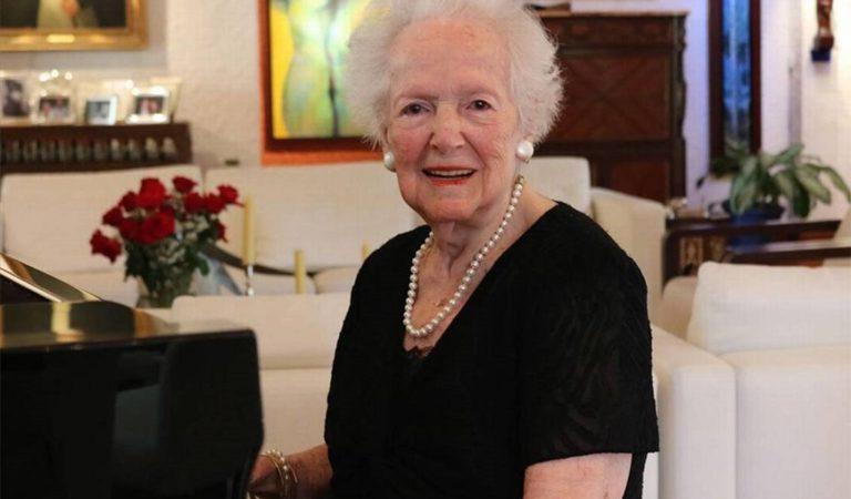 María Elena de Cárdenas, una cubana de 100 años con tres títulos nobiliarios