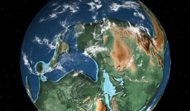 ¿Dónde estaba el territorio de La Habana hace 240 millones de años?