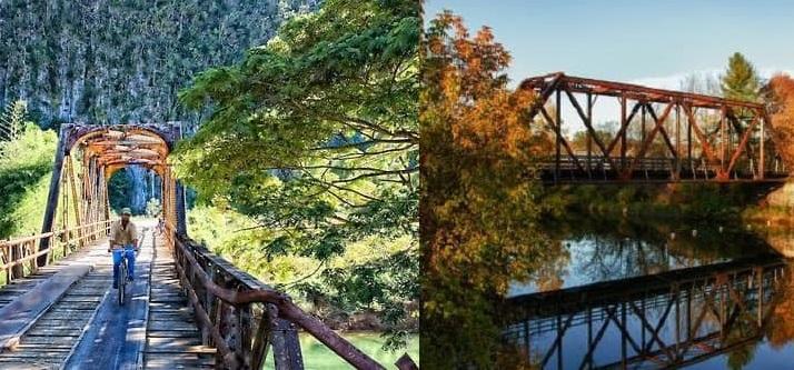 "Déjà vu geográfico: Vermont o ""Pinar del Río con nieve"""