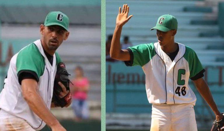 Dos lanzadores habaneros son rivales de Industriales en subserie contra Cienfuegos