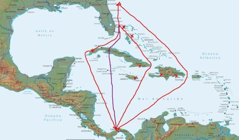 Canal Vía Cuba: Cuando querían dividir el país en dos