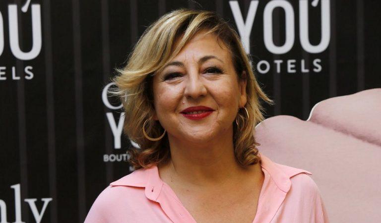 """Cuando Carmen Machi (Aída) estuvo en Cuba: """"Nos prepararon antílope"""""""