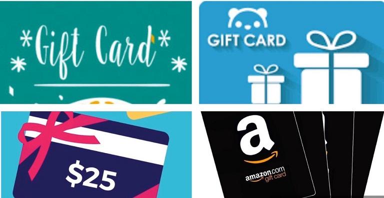 Tarjetas de regalo: una solución ante la distancia y el apuro