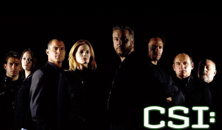 CSI podría regresar veinte años después de su estreno