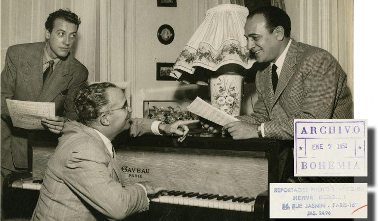 ¿Cómo el publicista Osvaldo Farrés llegó a ser uno de los compositores cubanos más famosos del mundo?