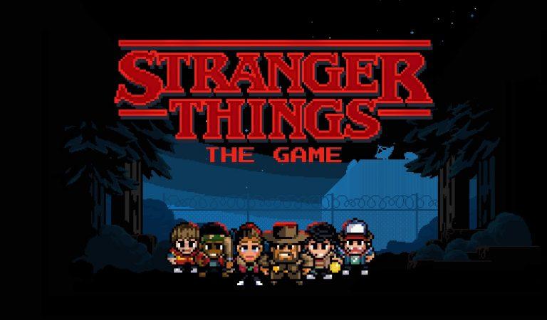 """""""Stranger Things: The Game"""", diversión de 16 bits en tiempos de 4K"""