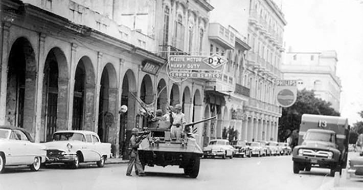 """13 de marzo de 1957, el día que iban a asaltar """"La casa de los tres quilos"""""""