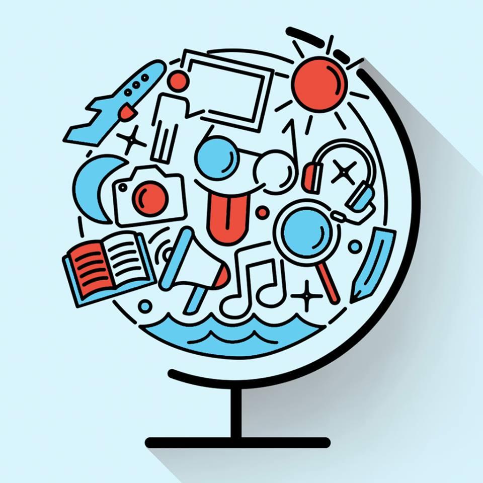 Logo de Flex sin Fronteras, el grupo en Facebook donde se originó todo