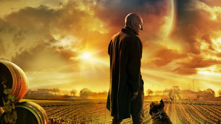 Spoiler: El capitán Picard y su nueva vida en Star Trek