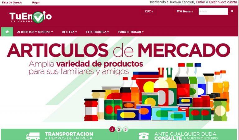 """""""TuEnvio Finder"""", una herramienta para facilitarte el acceso a los productos en tiendas virtuales cubanas"""