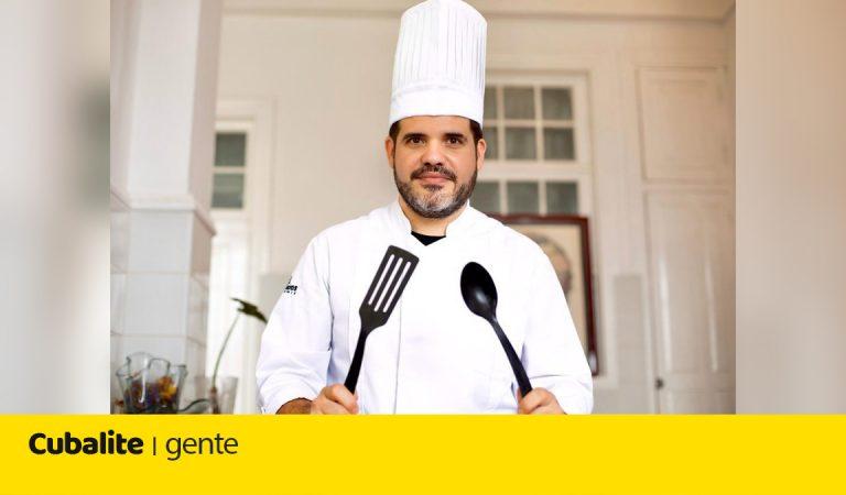 Miguel Ángel Jiménez, el chef de la farándula cubana