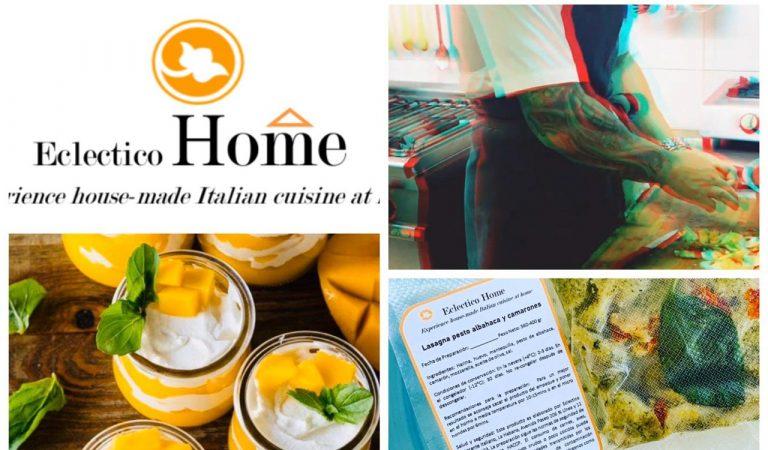 """Concurso de cocina online y comida con instrucciones: así se reinventó el restaurante habanero """"Eclectico"""""""