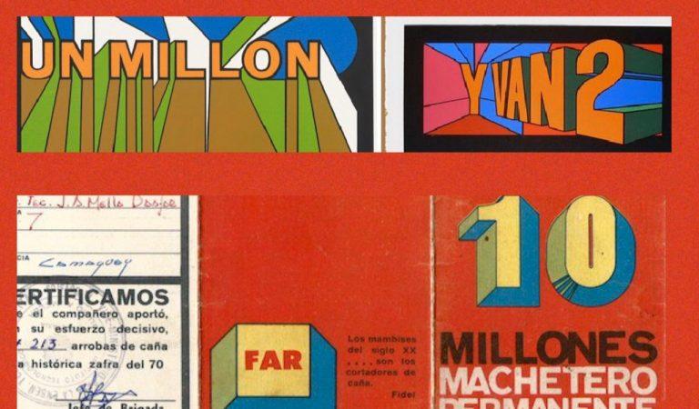 """A 50 años de la """"zafra de los diez millones"""": imágenes y símbolos que la identificaron"""