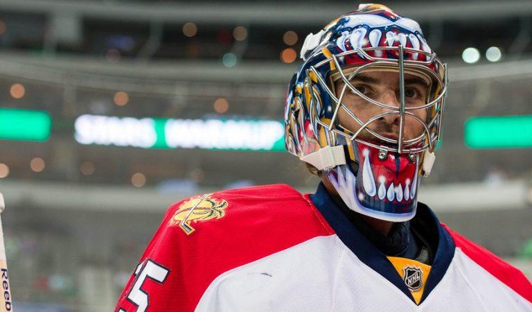 Álvaro Montoya, el 'big cubano' que jugó en la Liga Nacional de Hockey (NHL) de EEUU
